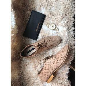 Zara Collection oxfords